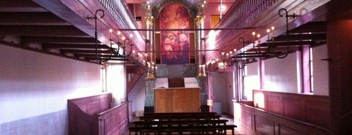Museum Ons' Lieve Heer op Solder is one of Monuments ❌❌❌.