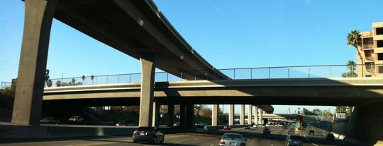 Interstate 5 & 4th Street is one of Going Back To Cali...Again.