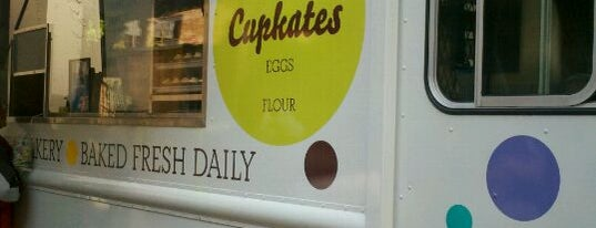 Cupkates @ Off the Grid: Haight is one of Great City By The Bay - San Francisco, CA #visitUS.