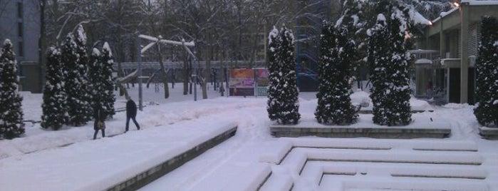 Studentski grad is one of Posti che sono piaciuti a Nikolina.