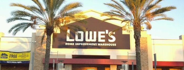 Lowe's Home Improvement is one of Posti che sono piaciuti a DFB.