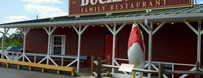 Buckner's Family Restaurant is one of ATL.