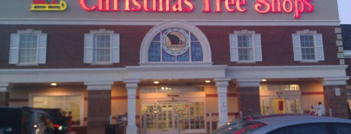Christmas Tree Shops is one of Fave Places ^^.