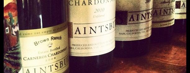Saintsbury is one of NVFF | Wine Partners.