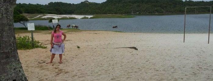 Lagoa do Abaeté is one of Points de Salvador.