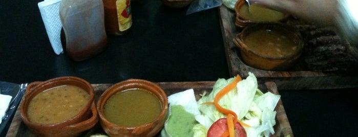 Arrachera's Grill is one of Monster fOOd.
