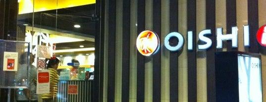 Oishi Buffet is one of Orte, die Talerngsak gefallen.