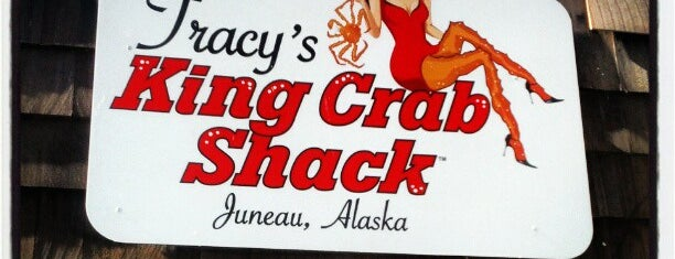 Tracy's King Crab Shack is one of Culinary Destinations.