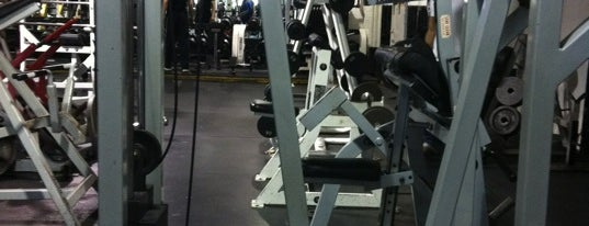 Richie's Gym is one of New York.
