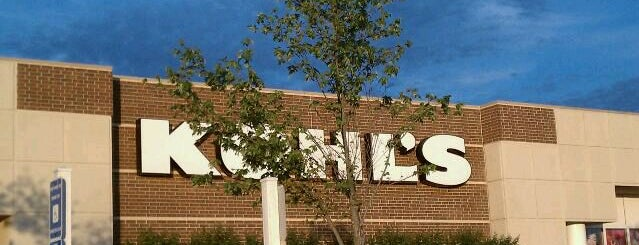 Kohl's is one of Lieux qui ont plu à Daron.