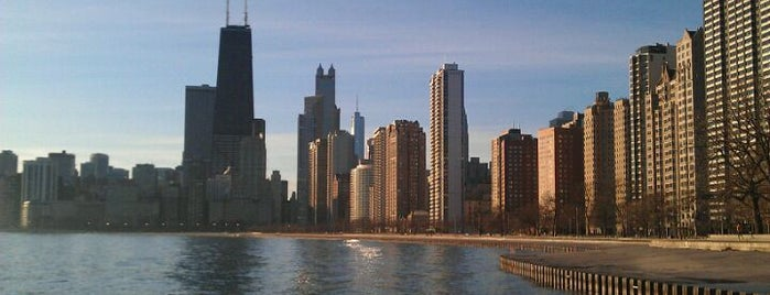 North Avenue Beach is one of Chi Town.