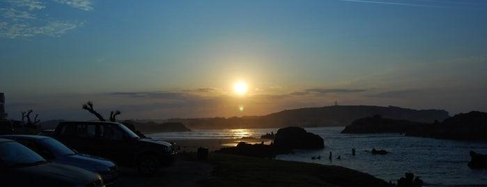 Playa de Ris is one of Lugares favoritos de David.