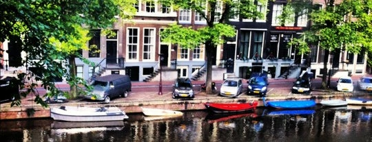 Hotel Hoksbergen is one of Amsterdam.
