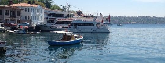 Beykoz is one of İstanbul'un Semtleri.