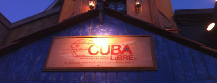 Cuba Libre Restaurant & Rum Bar - Orlando is one of Business contacts.