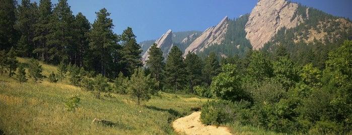 Chautauqua Trail is one of Tappin the Rockies...