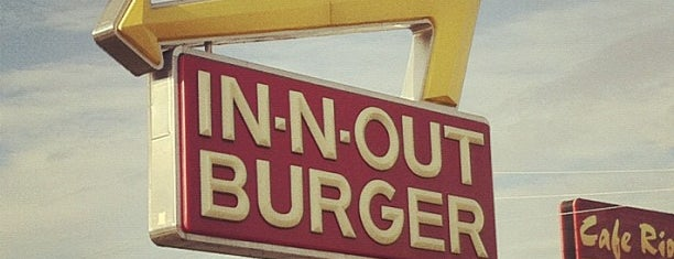 In-N-Out Burger is one of Mission: Las Vegas.