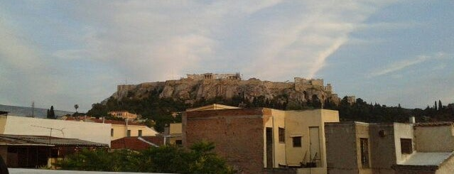Loukoumi Bar & Loukoumi #10 is one of Athens Best: Bars.