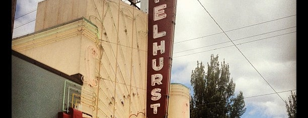 Laurelhurst Theater & Pub is one of Portland Signs.
