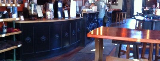 Caffè Fiorè is one of Rata's Seattle Coffee Trip - A Coffee Crawl!.