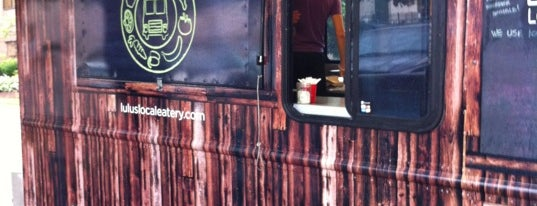 Lulu's Local Eatery is one of STL Food Trucks.