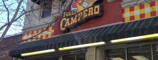 Pollo Campero is one of Queens - East + South To Do's.