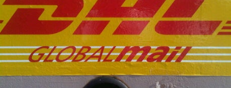 DHL Global Mail is one of joecamel/Sikora's Favorite Spots.