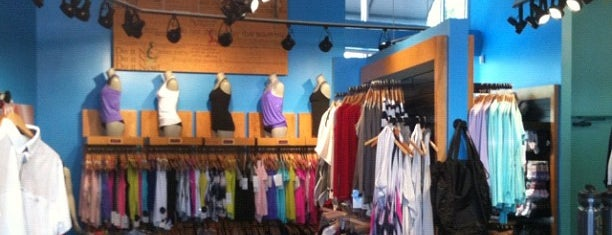 lululemon athletica is one of To Do or Done!.