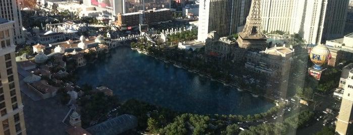 The Cosmopolitan of Las Vegas is one of 101 places to see in Las Vegas before your die.