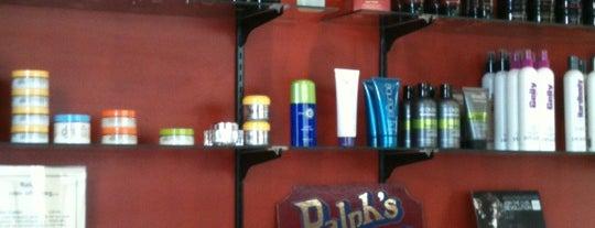 Ralph's Barber Shop is one of Orte, die Bret gefallen.