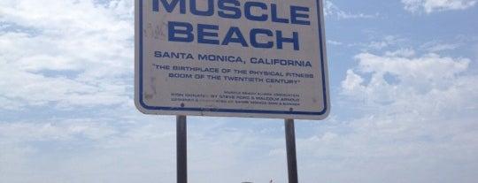Original Muscle Beach is one of Los Angeles, CA.