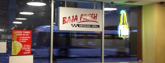 Baja Fresh is one of Ariel 님이 저장한 장소.