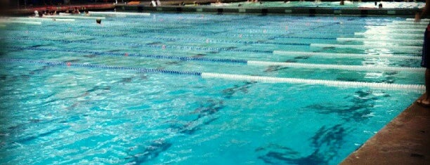 Cerritos Olympic Swim And Fitness Center is one of Salma's Liked Places.