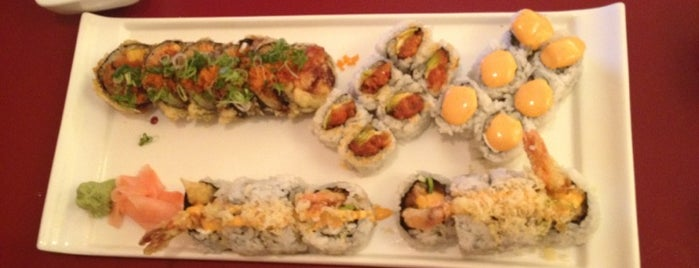 Sushi Samurai is one of Awesomeness!.