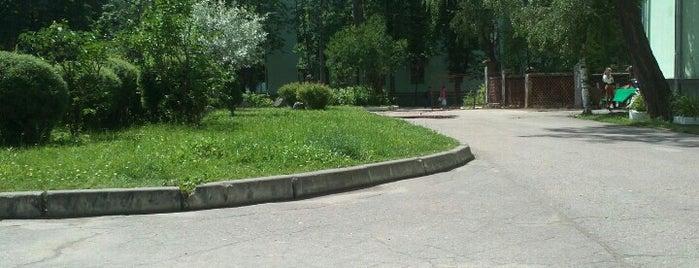 БНТУ 6-й корпус (МСФ) is one of Учёба.
