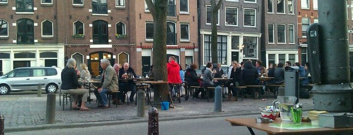 Café Thijssen is one of Must-visit Bars in Amsterdam.
