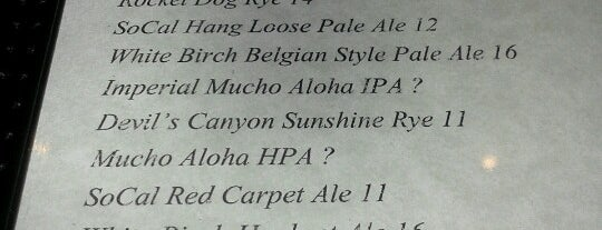 Spanish Fly Gastropub is one of Drinks.
