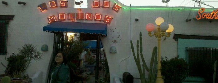 Los Dos Molinos is one of Food & Drink.