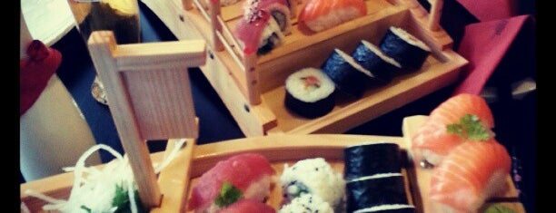 Watami Sushi is one of Places I have been.