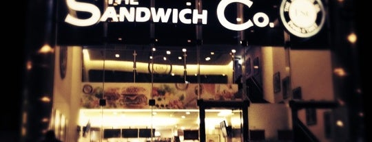 The Sandwich Co. is one of To be visited soon.