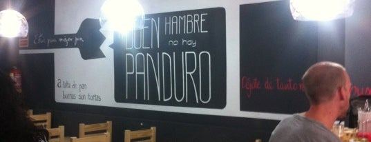 Panduro is one of Todo Sevilla.