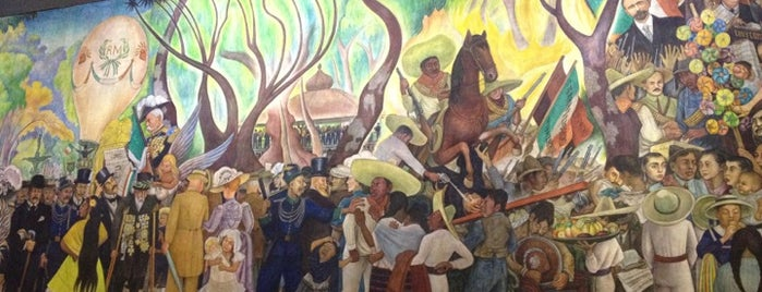 Museo Mural de Diego Rivera is one of Thigs to do in Mexico city.