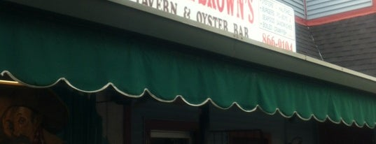 Cooter Brown's Tavern & Oyster Bar is one of New Orleans, LA.