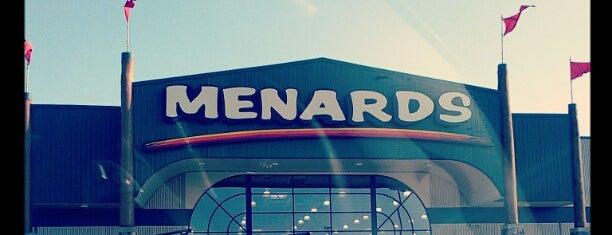 Menards is one of สถานที่ที่ Jordan ถูกใจ.