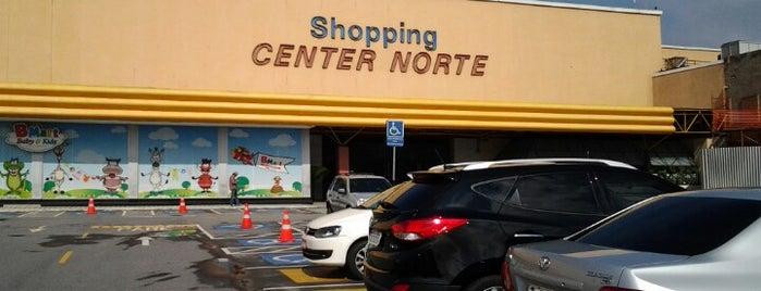 Shopping Center Norte is one of São Paulo Essencial.