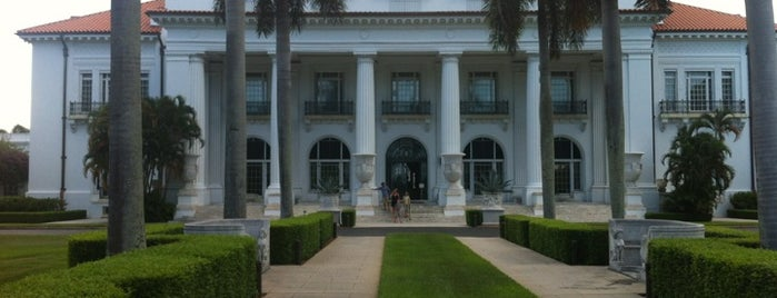 Flagler Museum is one of Kids love South Florida.