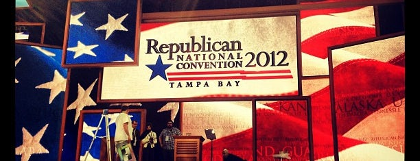 2012 Republican National Convention is one of TIME's Guide to the Republican National Convention.