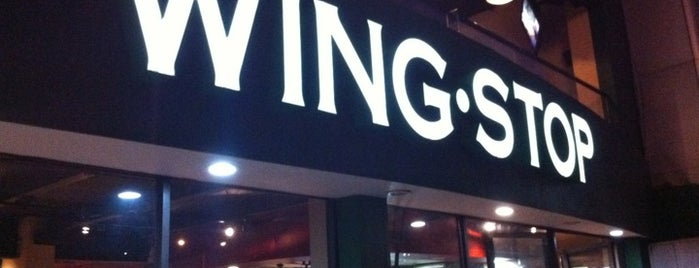 Wingstop is one of Lieux sauvegardés par Armando.