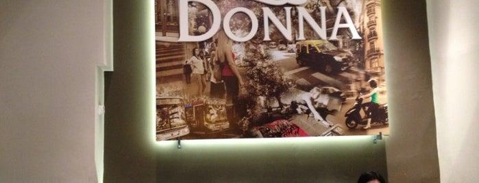 Pizza Donna is one of Gerardo'nun Kaydettiği Mekanlar.