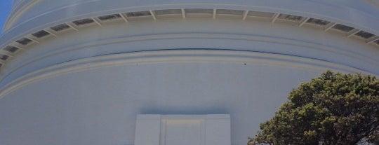 Palomar Observatory is one of Lieux sauvegardés par Calvin.